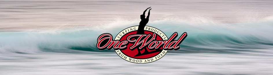 One World Surf Designs - Juan Rodriguez